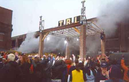 Total Request Live was filmed in Spencer, NC and aired on April 28, 2000
